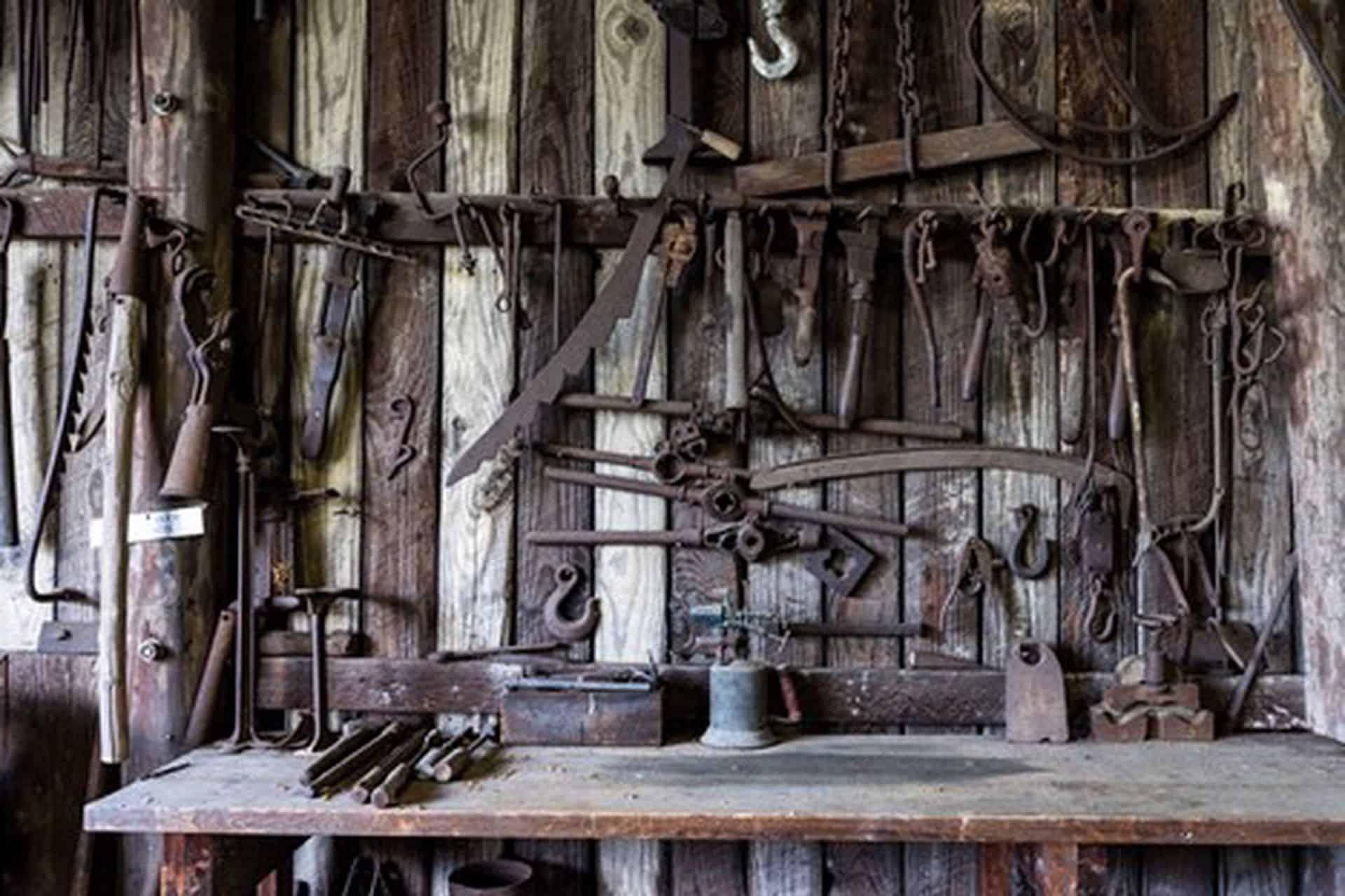 Paslı el aletleri nasıl temizlenir
