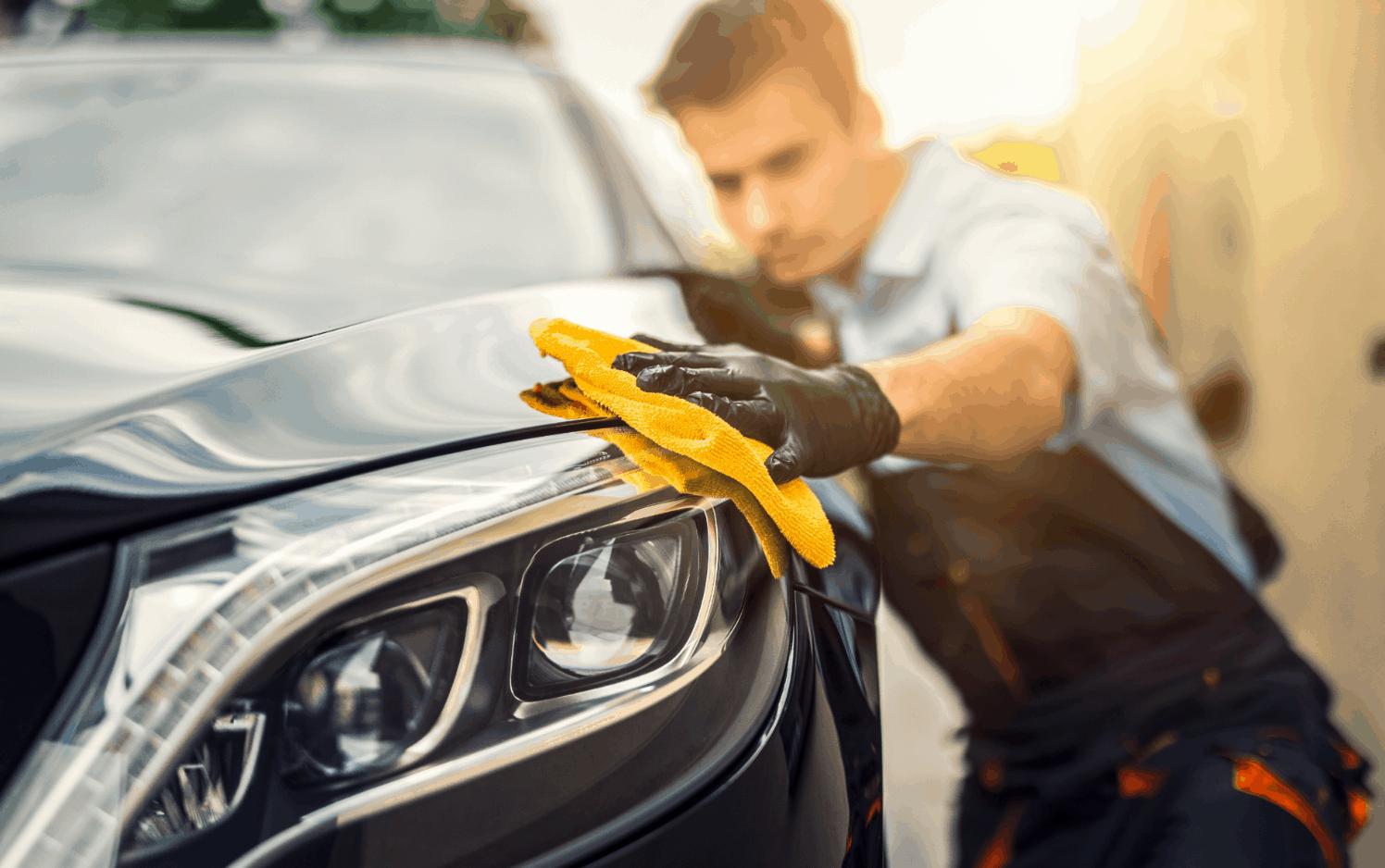 araba temizliği